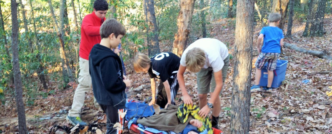 TAASC Wilderness First Aid Course